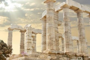 Acropolis in Athens with CTCVoyages